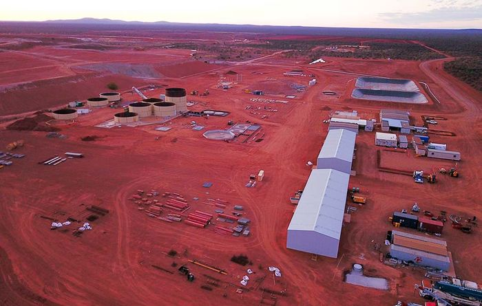 Gascoyne gold debt signed, sealed, delivered