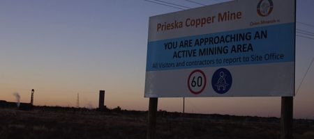 Orion gets Prieska permit and plans mining collaboration with Byrnecut