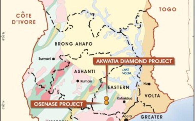 Paramount recovers Ghana diamonds - MiningNews.net on