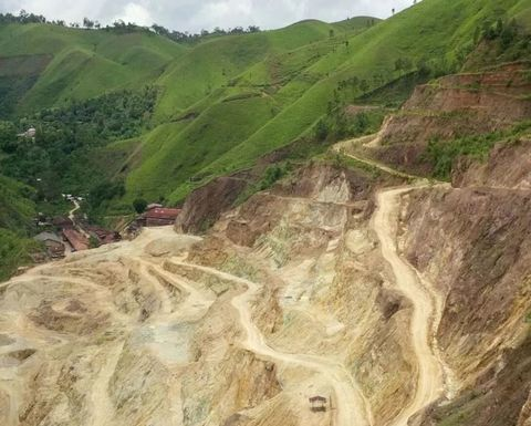 More lead and zinc estimated at Myanmar's Bawdwin project