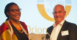Trio wins inaugural African development awards