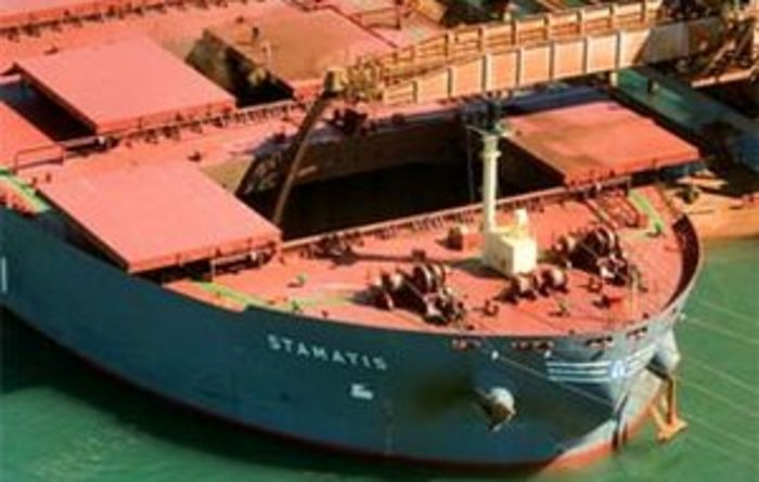 LogiCamms secures iron ore work