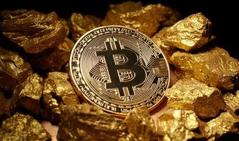 Cryptocurrencies no substitute for gold