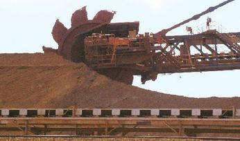 Iron ore keeps rising