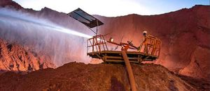 Base optimistic on mineral sands pricing