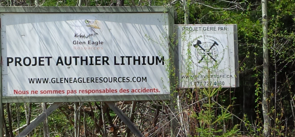 Lithium stocks continue to gain