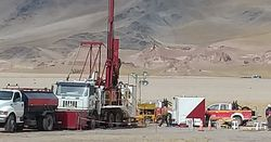 Galan hails Argentina lithium discovery