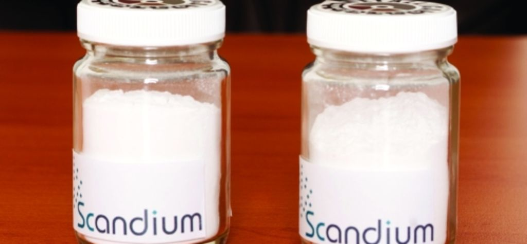 Clean TeQ finds scandium partner