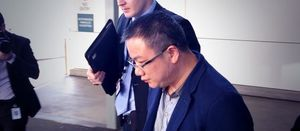 Xiao pleads guilty to insider trading