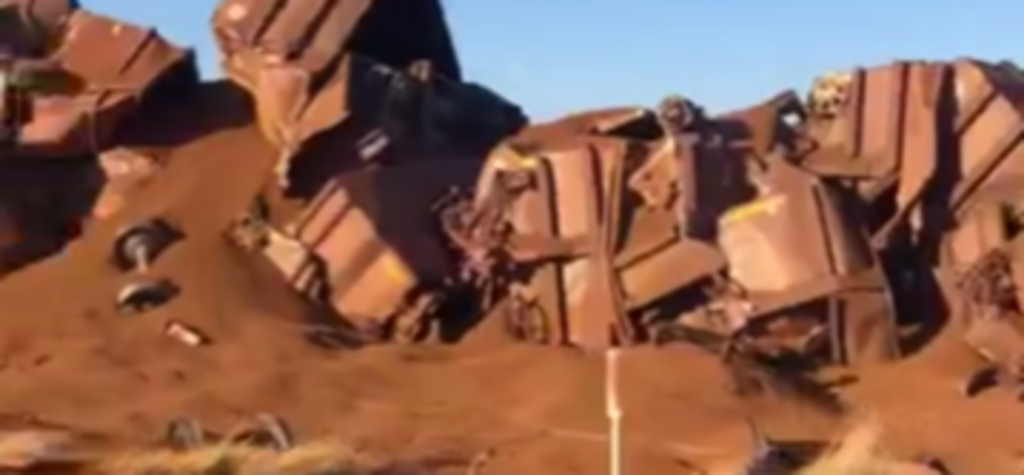 BHP counting the cost of derailment - MiningNews net