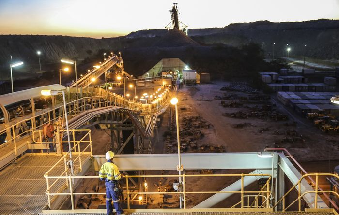 Barrick, Tanzania reach agreement
