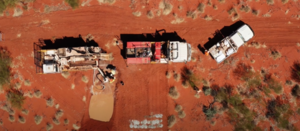 Falcon's consistent gold mineralisation highlighted by De Grey