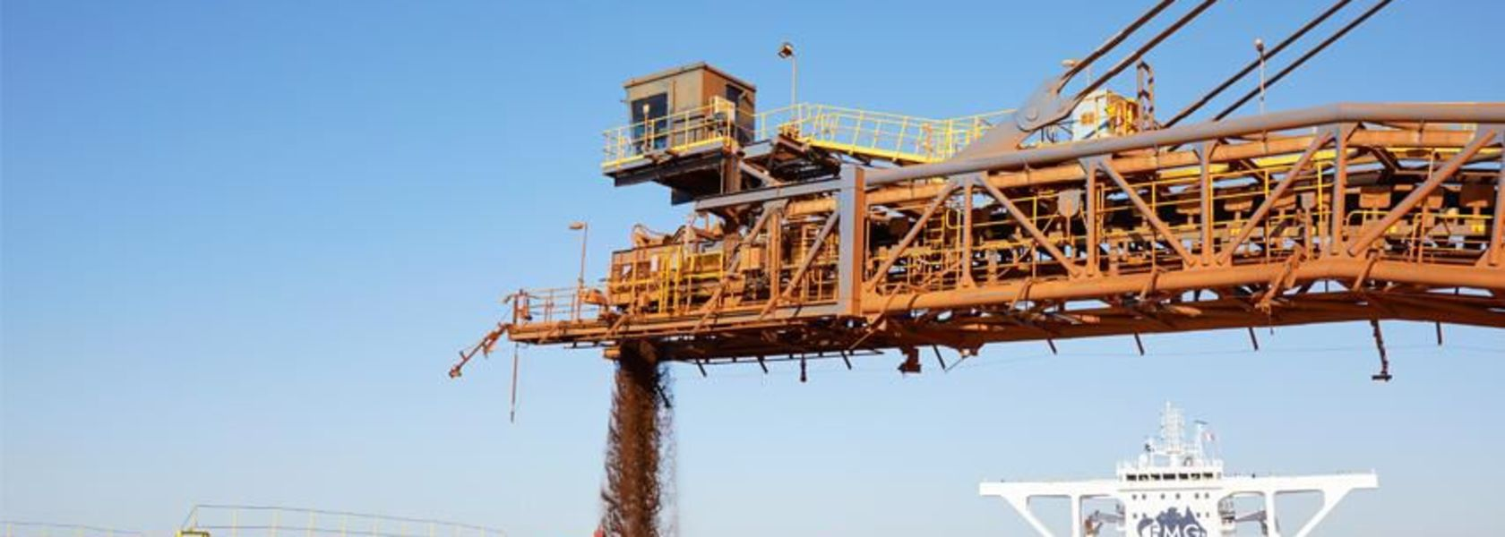 Iron ore spreads closing: FMG