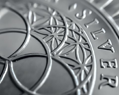 Silver demand grows first time in three years
