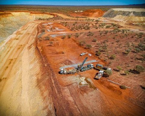Gascoyne sees mine life upside