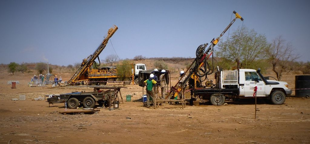 Ausdrill wins Sanbrado work