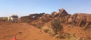BHP train incident caused by multiple factors