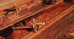 Simandou sting in BHP's Port Hedland push