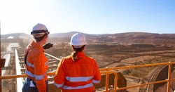 BHP iron ore strong as Olympic Dam disappoints again