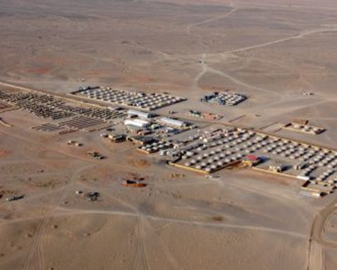 Oyu Tolgoi investment deal signed