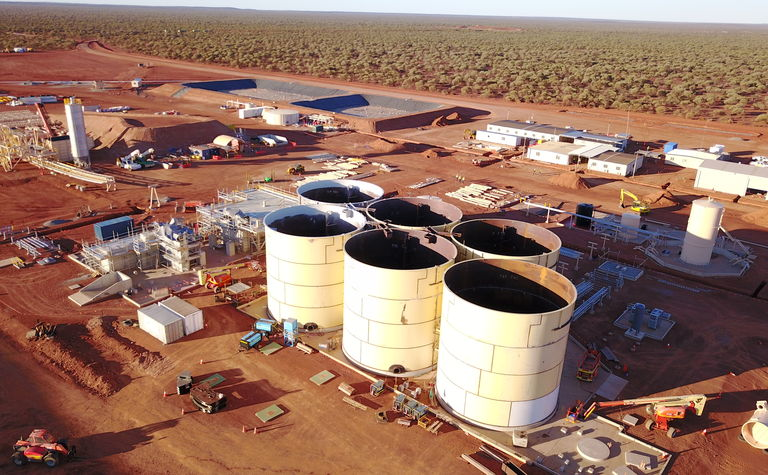 Mining Briefs: Gascoyne, Orinoco and more