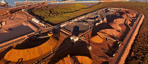 'Efficient' iron ore market already balancing: BMO