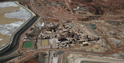Wiluna moves ahead with sulphide expansion