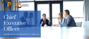 Chief Executive Officer, Western Australia