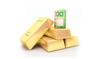 Aussie gold breaks through $2300