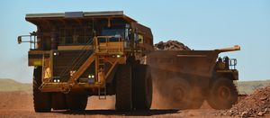 NT iron ore mine to ramp back up