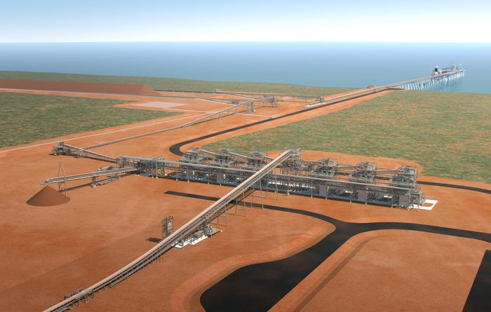 Queensland firms win Amrun work