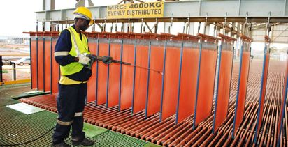 Zambia squeezing copper to death