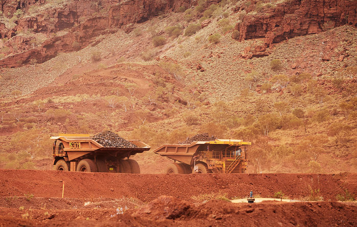 Fortescue overshoots to the downside