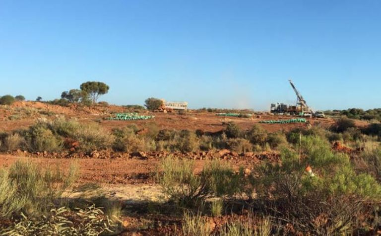 Alt hitting broad, consistent gold mineralisation at Bottle Creek