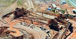 BHP suspends WA iron ore operations after second  fatality at Yandi