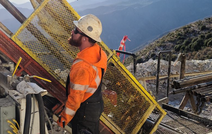 Eagle Mountain lands maiden copper resource