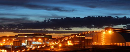 Oyu Tolgoi to produce less copper