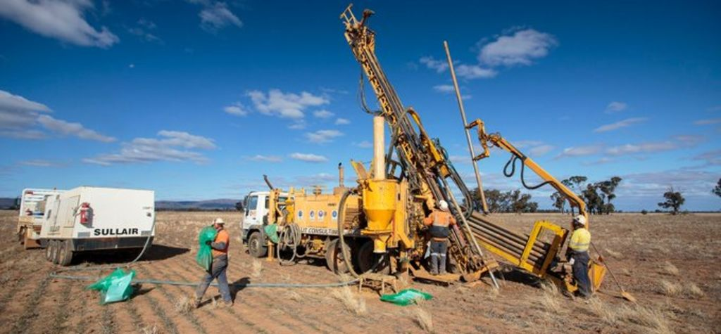 Big porphyry hunt on in NSW
