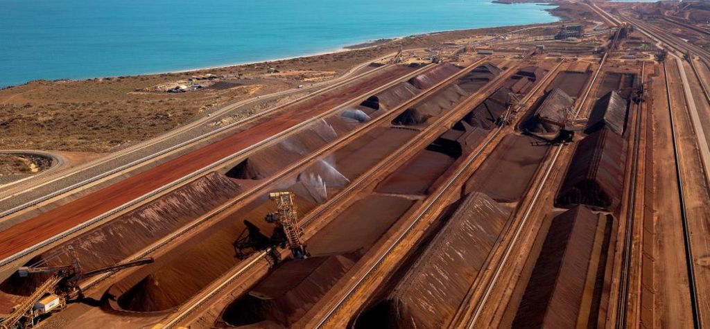 Rio cuts iron ore guidance