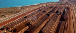 Iron ore tightness to continue through this half