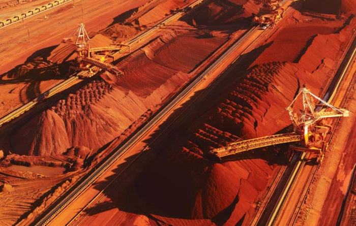 Where to for iron ore?