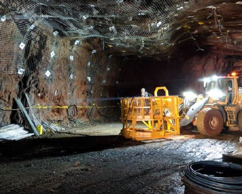 Westgold looking forward to bell ringing for first production from new mine