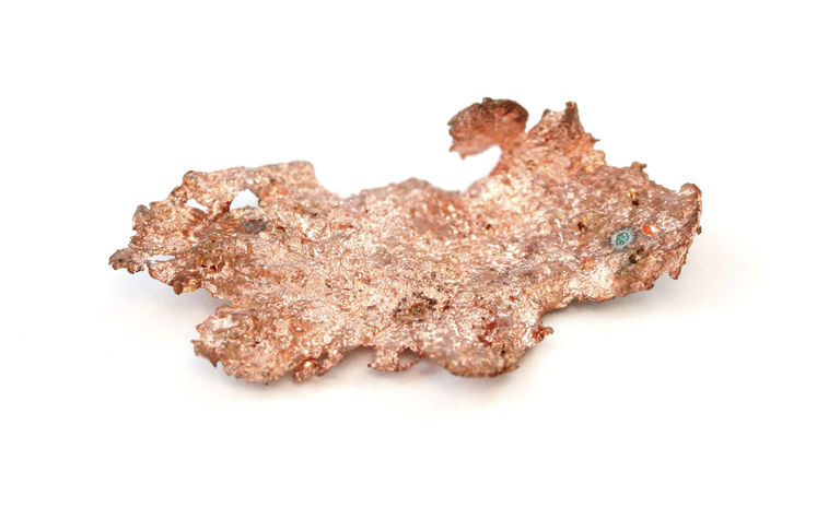 Copper discoveries drying up