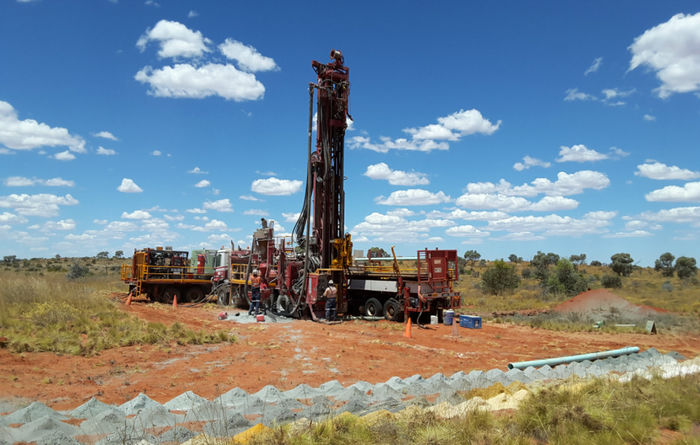 Greatland falls in London on WA drill results