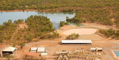 ConsTin served Chillagoe demand