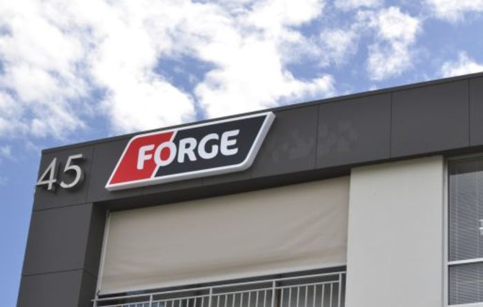 Forge sacks 1300 workers