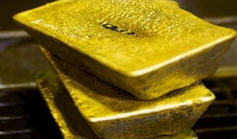 Australia rides 12 year gold high