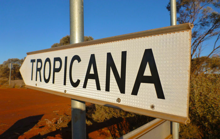 Tropicana to go underground