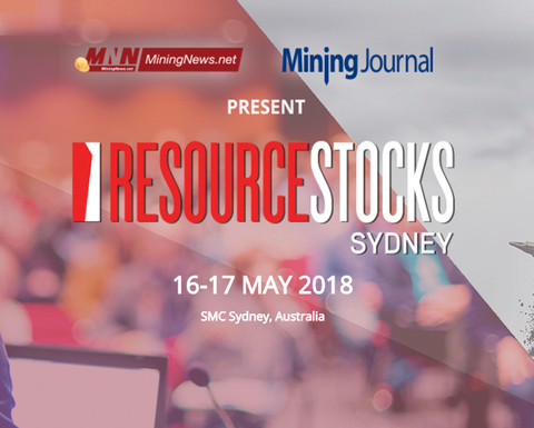 ResourceStocks unveils final line-up of presenters, keynotes and investors