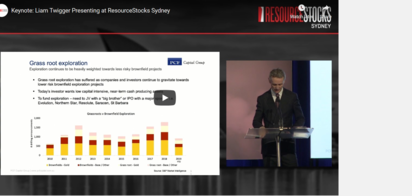 ResourceStocks 2019 video presentation: PCF Capital Group
